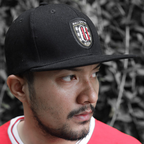 Hip Hop Cap Black