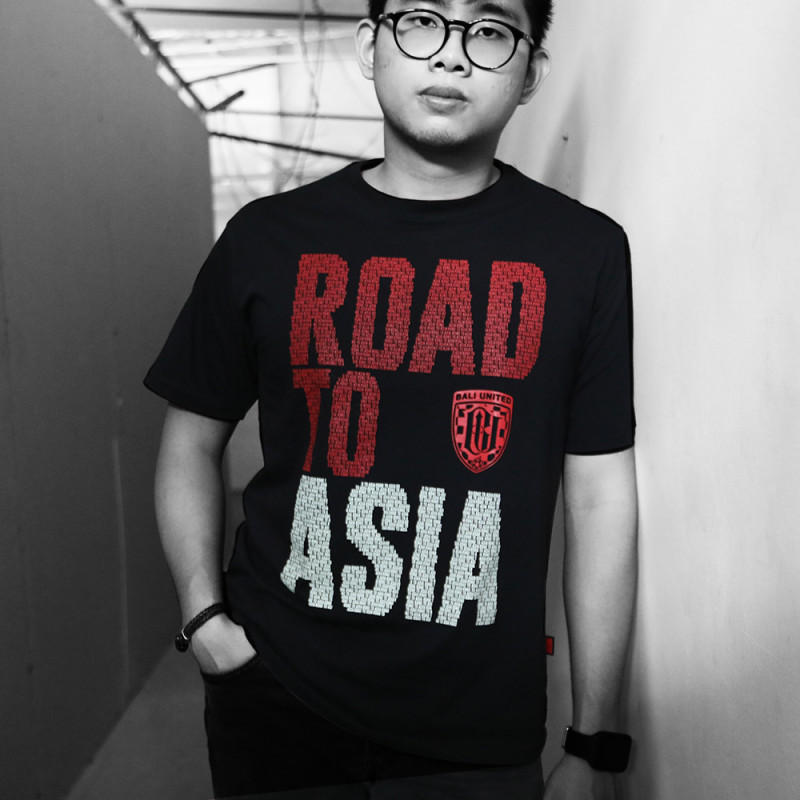Tshirt Road To Asia