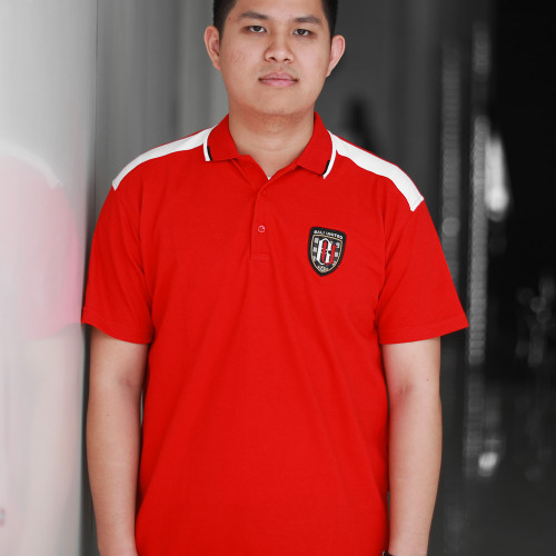 Classic Red Polo Shirt