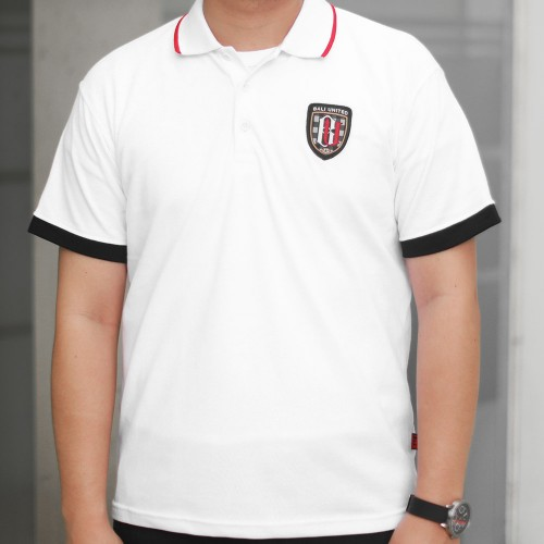Essential Wht Polo Shirt