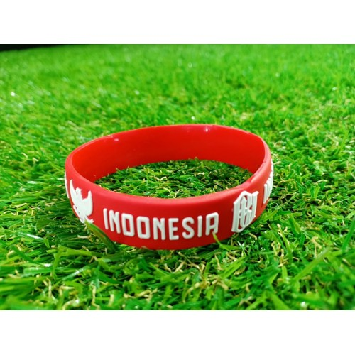 Red Garuda Collection Wristband