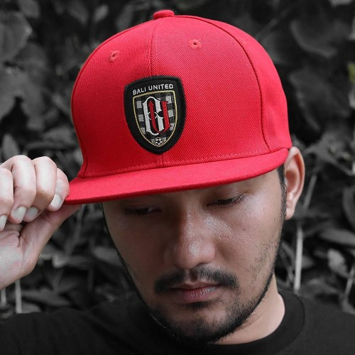 Hip Hop Cap Red