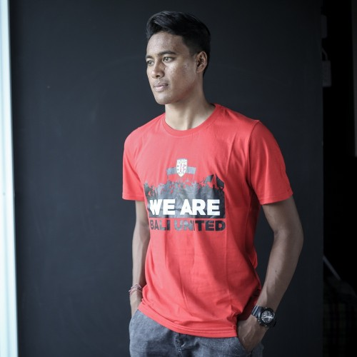 Red Crowed Fans Tshirt