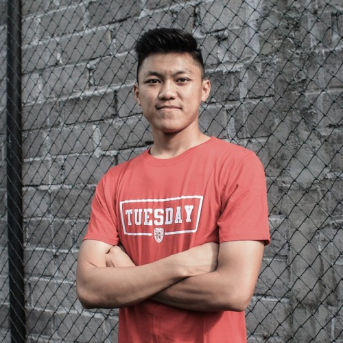 Red Tuesday BU Tshirt