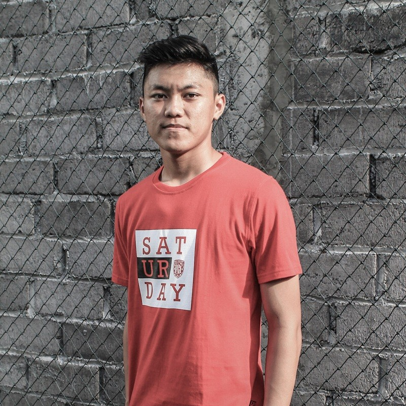 Red Saturday BU Tshirt